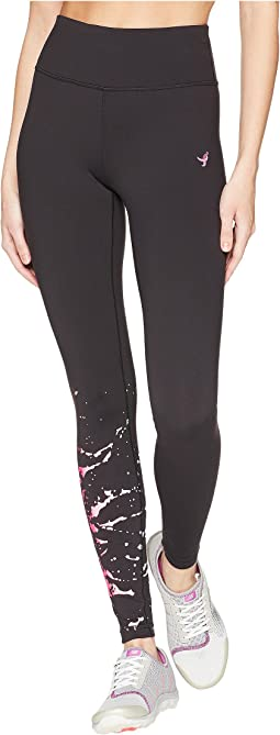 Printed High-Rise Transform Tights