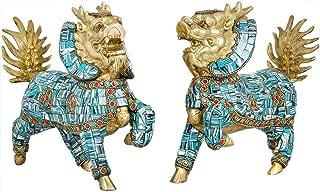Best tibetan snow lion statue Reviews