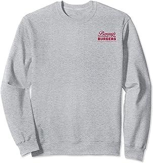 Stranger Things Benny's Burgers Pocket Sweatshirt