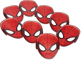 Amscan Spider-Man Webbed WonderPaper Mask