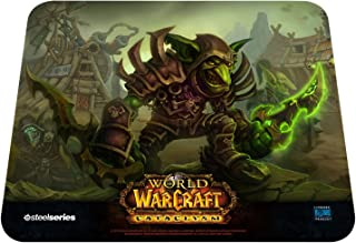 SteelSeries  ゲーミングマウスパッド QcK World of Warcraft Cataclysm Gaming Mouse Pad-Goblin Edition 67209