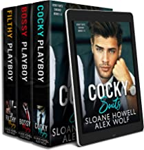 Cocky Suits Chicago: Books 1-3 (Cocky Suits Chicago Boxset Book 1)