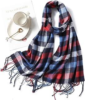 Schal Frauen Schal Mode Winter Kaschmir Schals Dame Decke Lange Größe Mit Quaste Weibliche Schals Und Wickel Bandana Warm Foulard