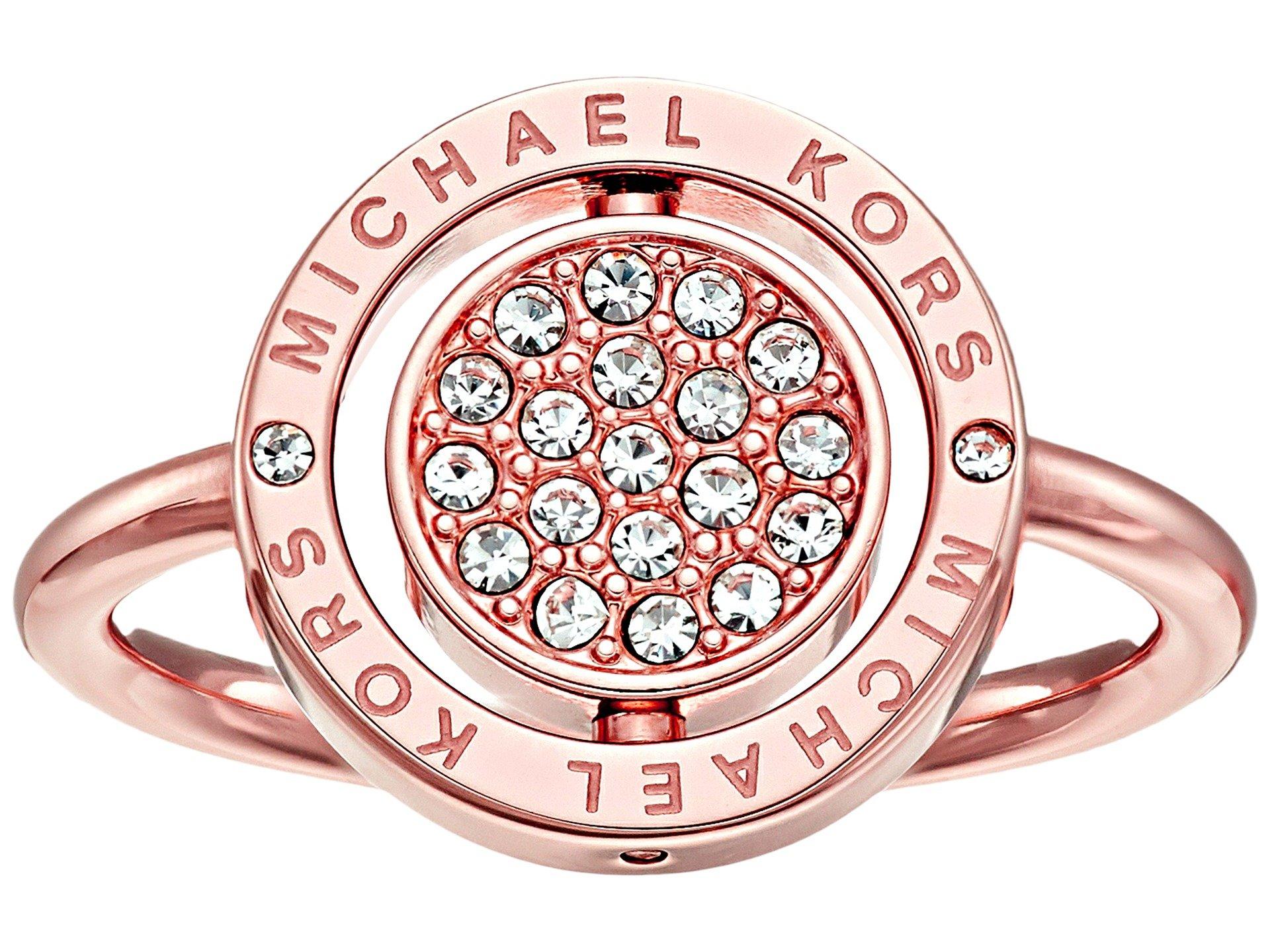 Anillo para Mujer Michael Kors Flip Glitz Ring  + Michael Kors en VeoyCompro.net