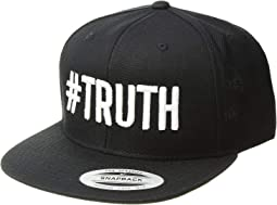 #Truth Snapback Hat