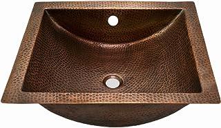 Kissler /& Co 50-2063H 1//2 Copper Slip Tub Spout