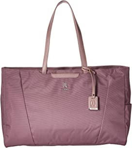 521d04502da KNOMO London Mayfair Grosvenor Place Expandable Top Zip Tote at ...
