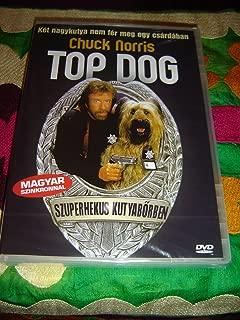 Szuperhekus kutyabőrben (DVD) Top Dog - Chuck Norris / Két nagykutya nem fér meg egy csárdában / Audio: English, Hungarian