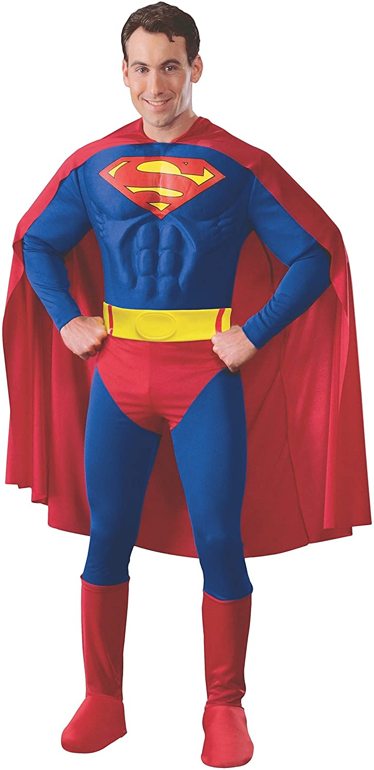 DC Comics Deluxe Max 90% OFF Muscle Chest Superman mart