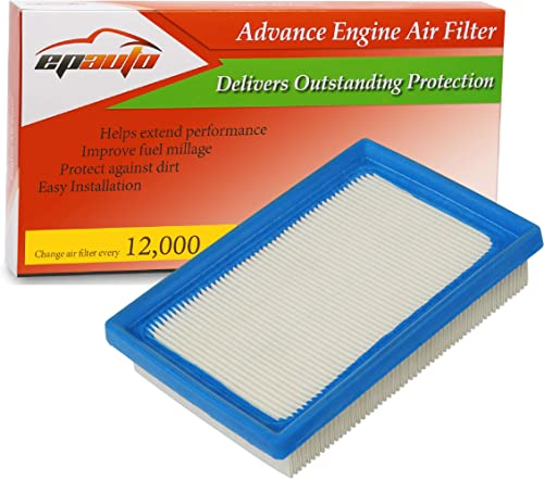 discount EPAuto GP426 (CA11426) Replacement sale for Toyota Extra Guard Panel Air Filter for Prius discount (2016-2019), Prius C (2012-2019), Prius Prime (2017-2020), Corolla Hybrid LE (2020) outlet online sale