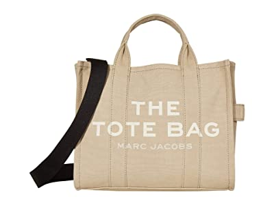 Marc Jacobs Small Traveler Tote (Beige) Handbags