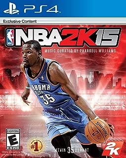 NBA 2K15 - PlayStation 4