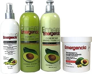 emergencia hair products