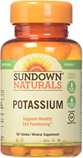 Sponsored Ad - Sundown Naturals Potassium 90ct