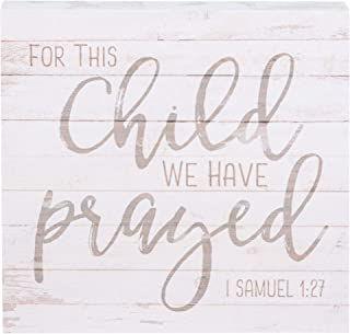 Best for this child we have prayed wall decal Reviews