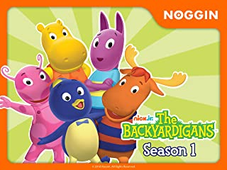 The Backyardigans Season 1