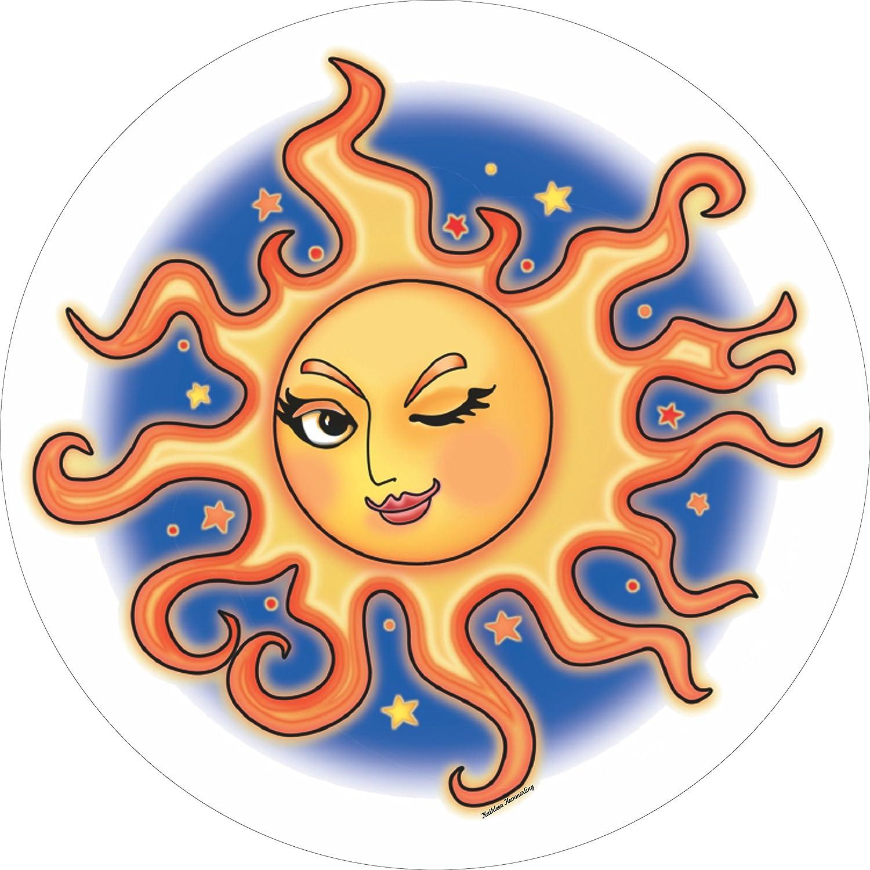 TIRE COVER CENTRAL Seductive Sun 35% OFF Tire Smiling El Paso Mall C Spare Cover