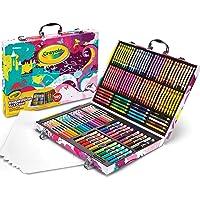 140-Count Crayola Inspiration Art Case Coloring Set