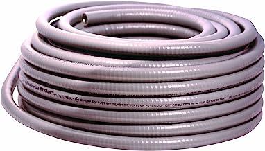 Southwire 55082603 100-Feet Ultratite-Type UL 1/2-Inch Metallic Liquid Tight Flexible Conduit