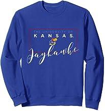 Sm-5X Smack Apparel Kansas Basketball Fans Rock Chalk Drink On Royal T-Shirt
