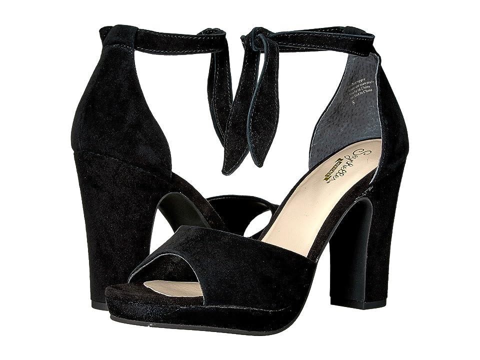 Seychelles Journey (Black) High Heels