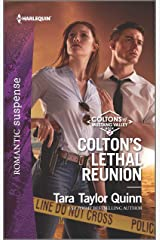 Colton's Lethal Reunion (The Coltons of Mustang Valley Book 2) Kindle Edition