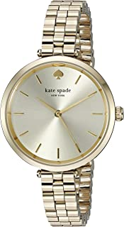gold watch kate spade