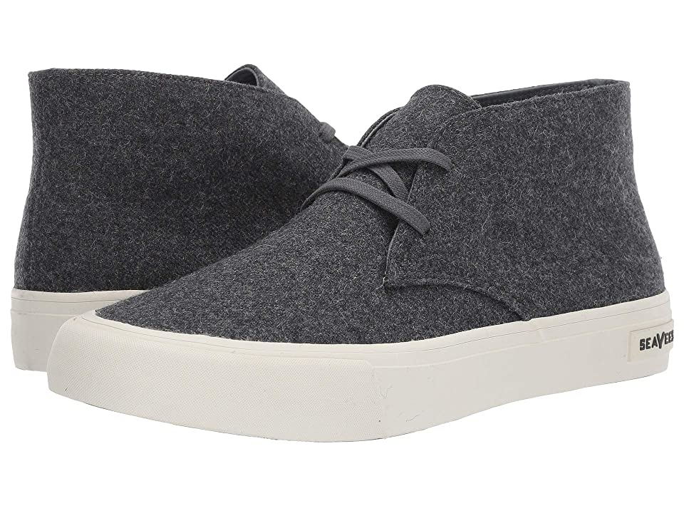 SeaVees Maslon Desert Boot Grayers (Charcoal) Men