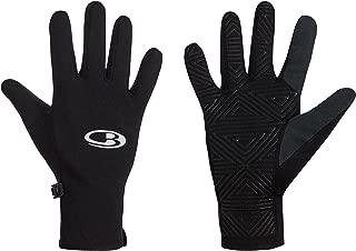 Icebreaker Merino - Unisex Quantum Gloves, Black