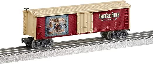 Lionel Anheuser Busch, Electric O Gauge Model Train Cars, Vintage Reefer