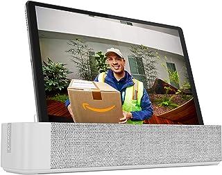 Lenovo Smart Tab ZA700015DE M10 HD Plus med Amazon Alexa 25,5 cm surfplatta PC silver med smart Dock