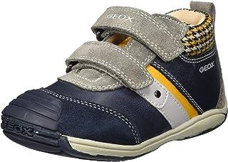 Geox B Toledo Boy A, First Walker Shoe Bambino