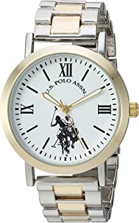 U.S. Polo Assn. Women's Quartz Metal and Alloy Casual Watch USC40261AZ