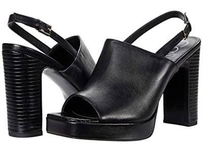 Calvin Klein Dottie (Black Nappa) Women