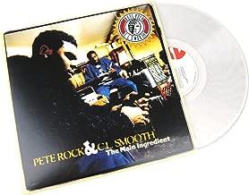 Pete Rock & C.L. Smooth: The Main Ingredient (Colored Vinyl) Vinyl 2LP