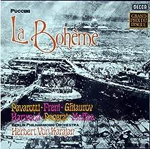 Puccini: La Boheme (Gesamtaufnahme, italienisch) [Vinyl Schallplatte] [2 LP Box-Set]