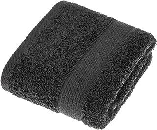 cotone egiziano Homescapes/ /Asciugamano di lusso morbido e assorbente in cotone egiziano blu ottanio 500/g//m/² Foglia di t/è Serviette invit/é 30 x 30 cm