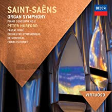 Best saint saens organ symphony piano Reviews