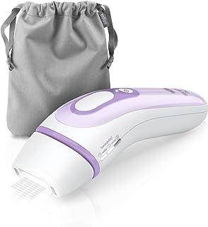 ماكينة ازالة الشعر بالنبضات الضوئية المكثفة سيلك اكسبرت برو 3 للنساء من براون PL3011