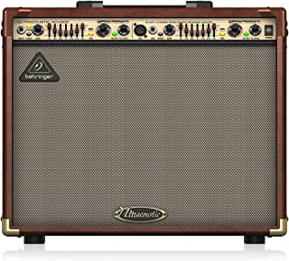 Behringer Ultracoustic ACX900 90-Watt 2-Channel Stereo Acoustic Instrument Amplifier