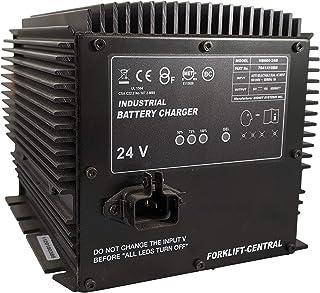 NEW Genie / Skyjack / JLG Scissor Lift Battery Charger 24 Volt HB600 (105739)(161827)(128537)(96211)