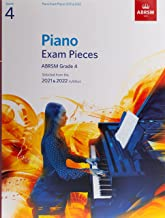 Piano Exam Pieces 2021 & 2022, ABRSM Grade 4: Selected from the 2021 & 2022 syllabus