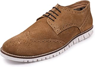 Andrew Scott Men's Leather Corporate Casuals