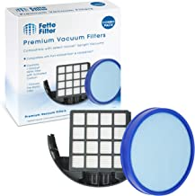 Fette Filter - Primary Filters & Exhaust Filters Kit Compatible with Hoover Vacuum Model #'s UH72630PC, UH72635, UH72600W,...