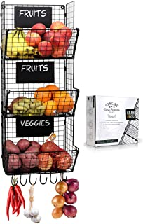 Best wire fruit basket wall Reviews