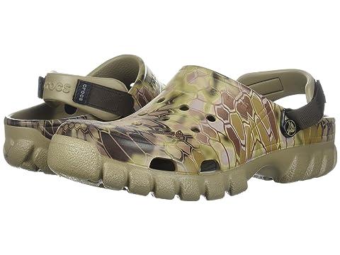 Crocs Sport Kryptek Highlander Clog 7VDC1lsN