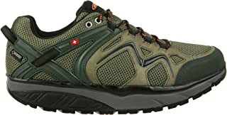 Men 702615 Leather/mesh Hiking-Shoes