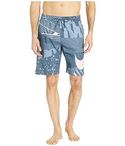Nike 9 Mash Up Vital Volley Shorts (Monsoon Blue) Men