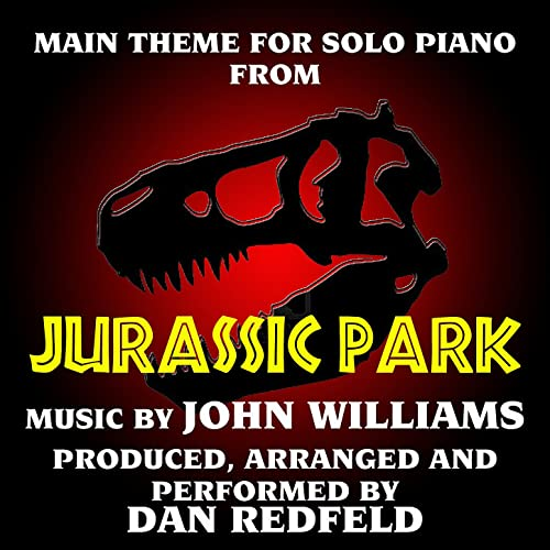 Jurassic Park - Main Theme for Solo Piano (From the Original