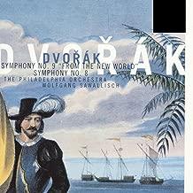 Dvorak: Symphony Nos. 8 & 9